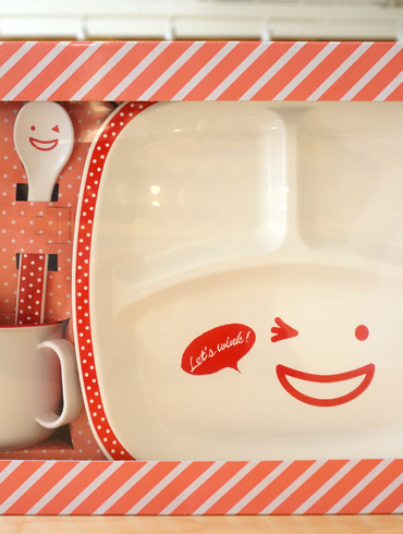 Kids Plate Gift Sets 01