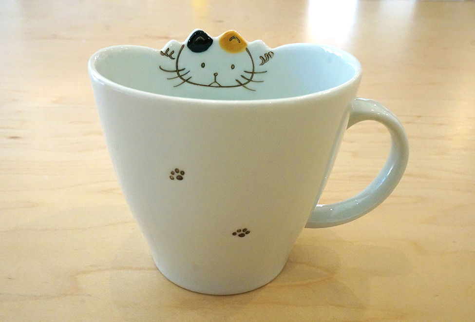 Kids Mug Cat - Front