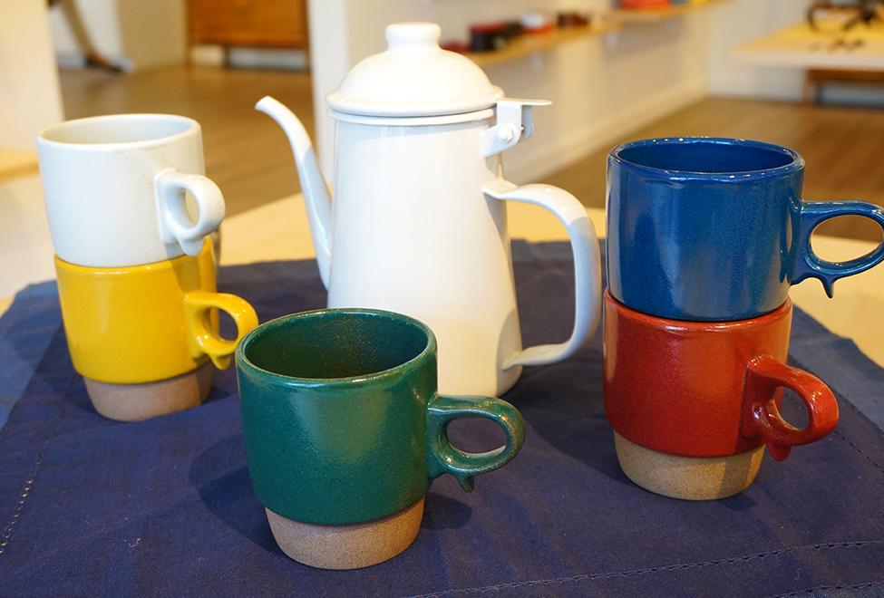 Mug Cup - Stacks