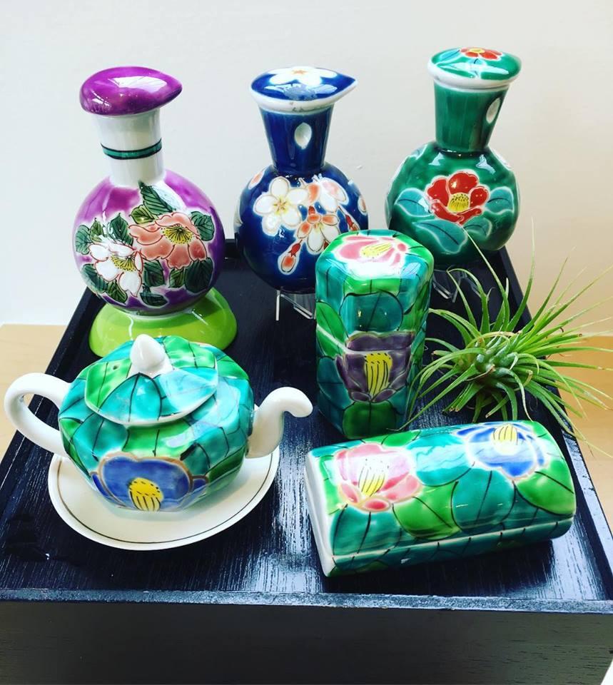 Traditional Kutani Collection