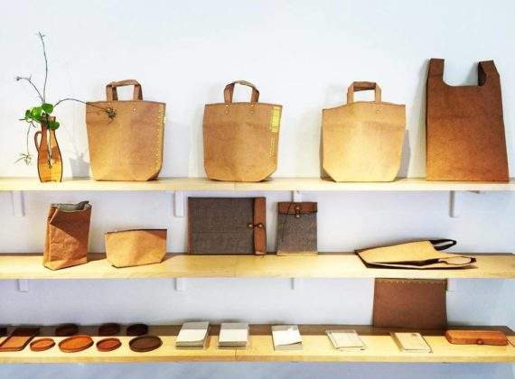 MAKOO RECYCLED LEATHER