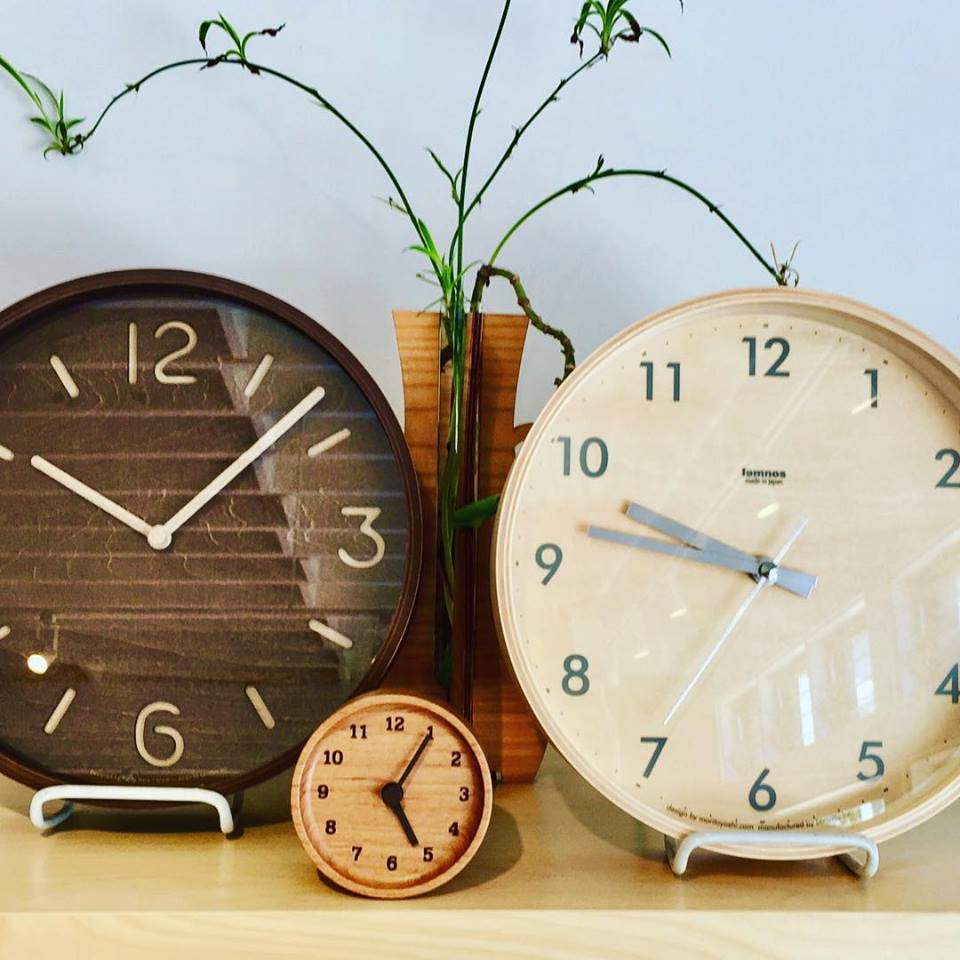 Lemnos wall clock